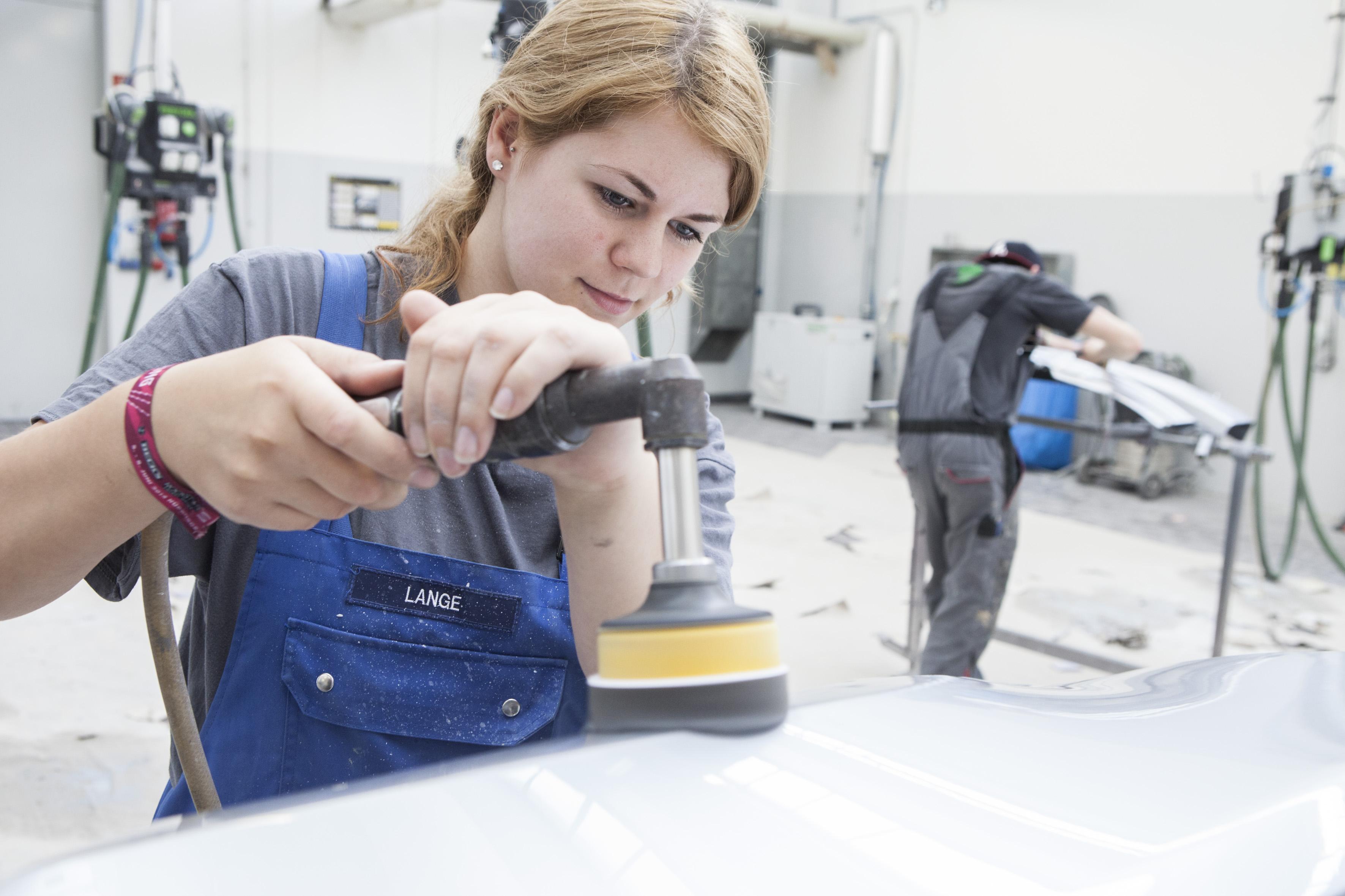 Meistervorbereitung im Maler- und Lackiererhandwerk (Fahrzeuglackierung), Teil I+II